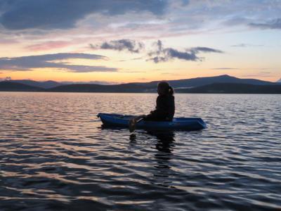 Lake Umbagog: Wildlife abounds in this paddlers' paradise