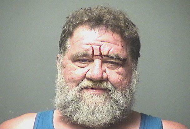 Dennis Delisle arrested for resisting arrest
