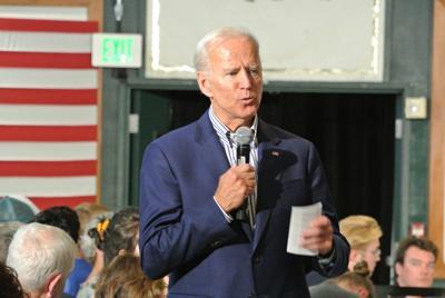 Biden in Hanover