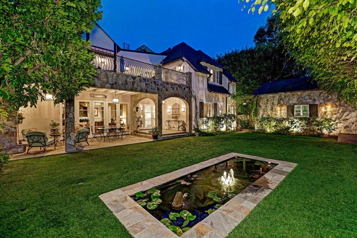 James Brubanker's home