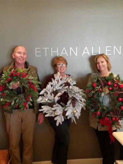 Ethan Allen Festival of Wreaths