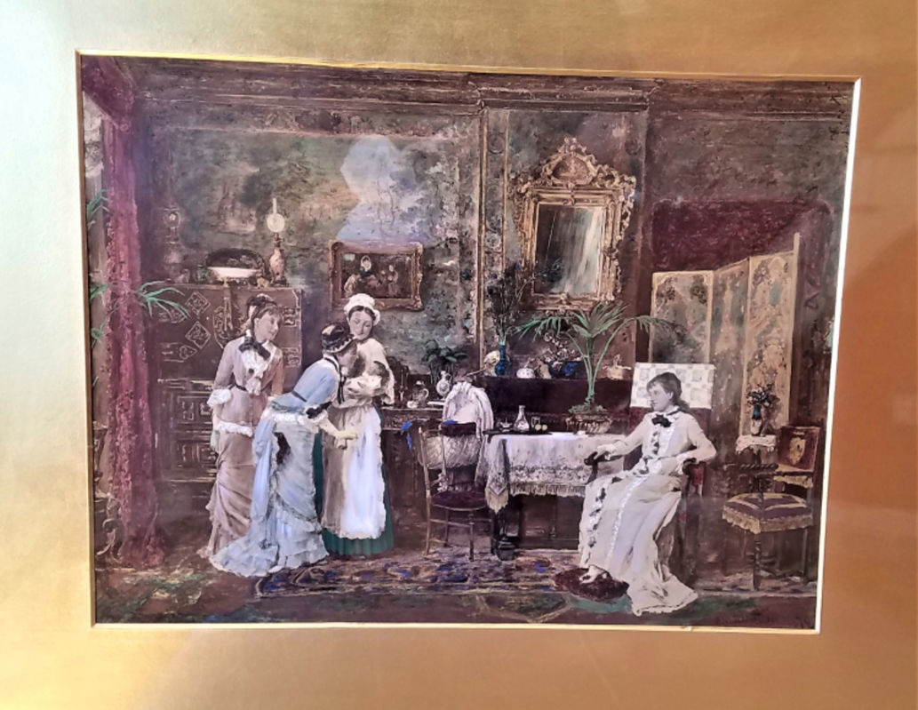 Treasures in the Attic: NH reader's Munkacsy painting not an original