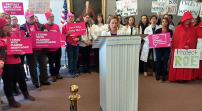 House panel votes to reject anti-abortion bills