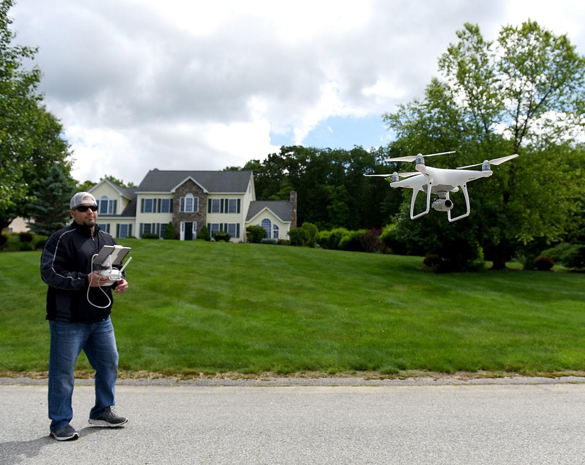 Drone insurance taking off
