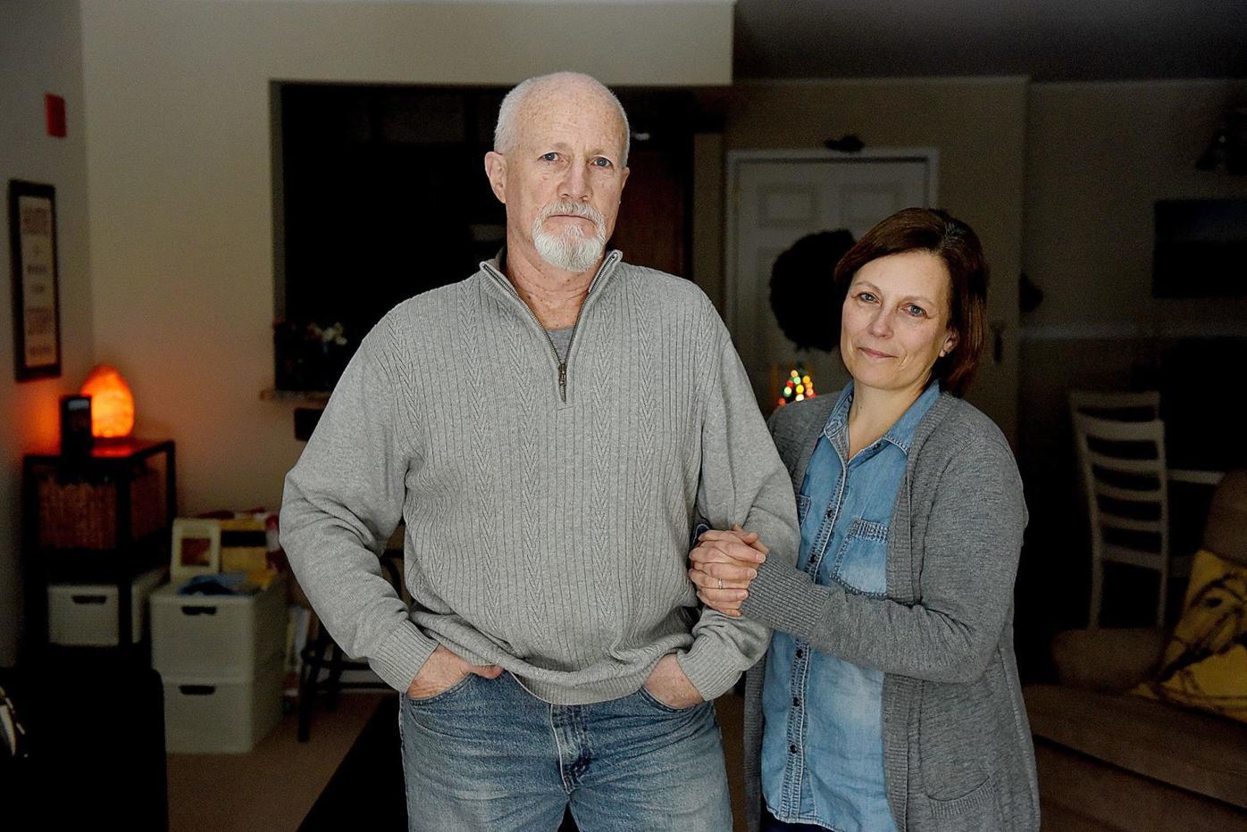 Bill Murphy and wife, Lisa