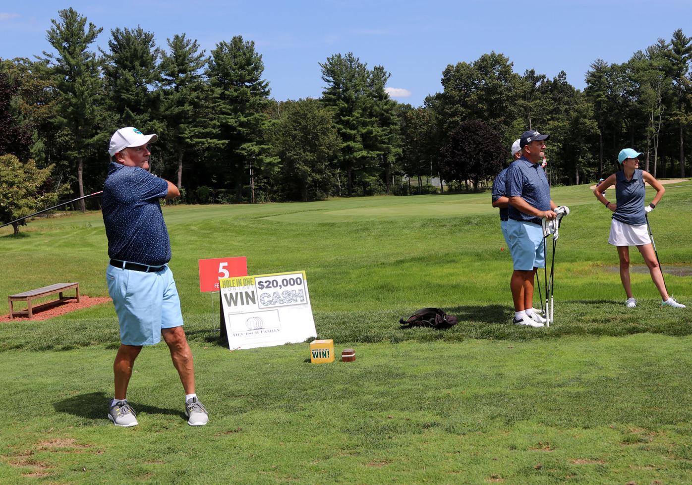 FEEDNH.org charitable golf tournament