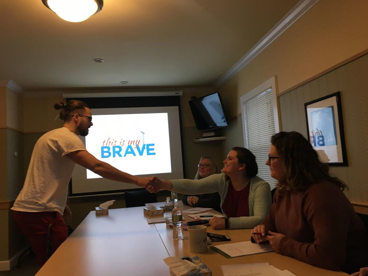 """Healing Arts: Concord mental health center hosts """"This is My Brave"""""""