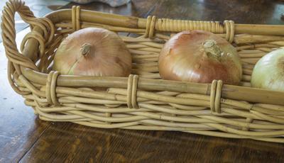Vidalias for onion pie
