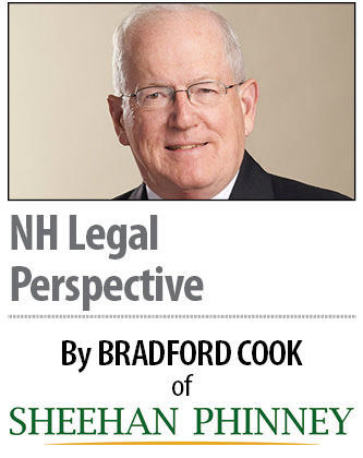 NH Legal Perspective by Brad Cook