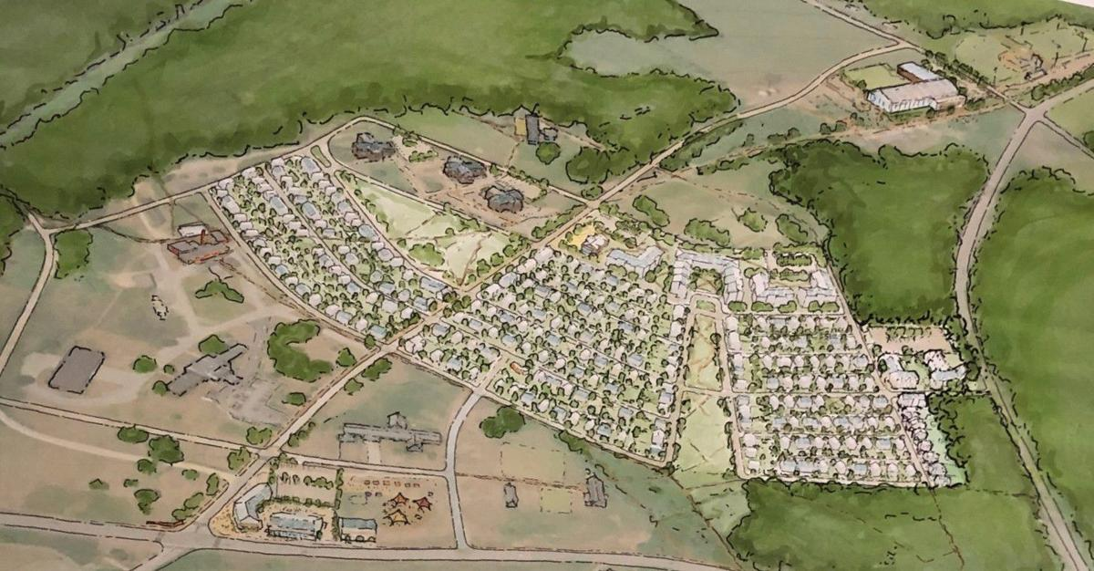 Laconia State School development plan