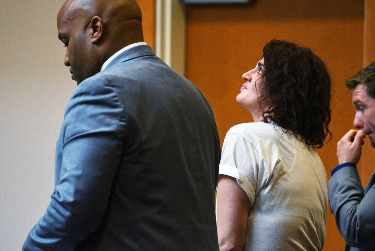 Jorjianna Rittenhour in court