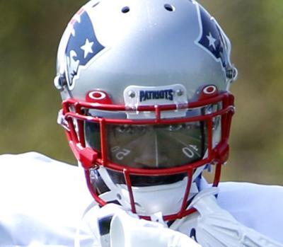 NFL: New England Patriots Practice