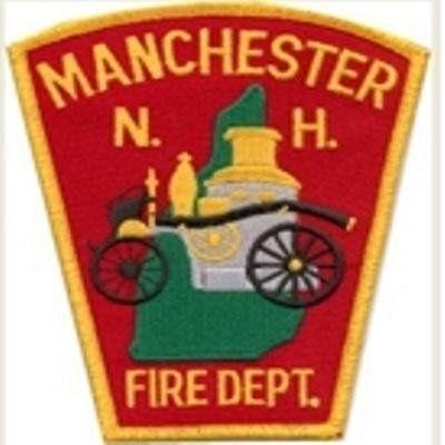 Manchester Fire Dept. badge