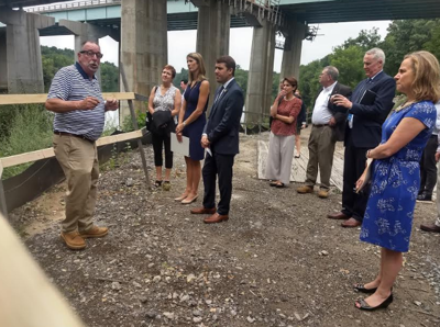 Getting an update on Merrimack River wastewater work