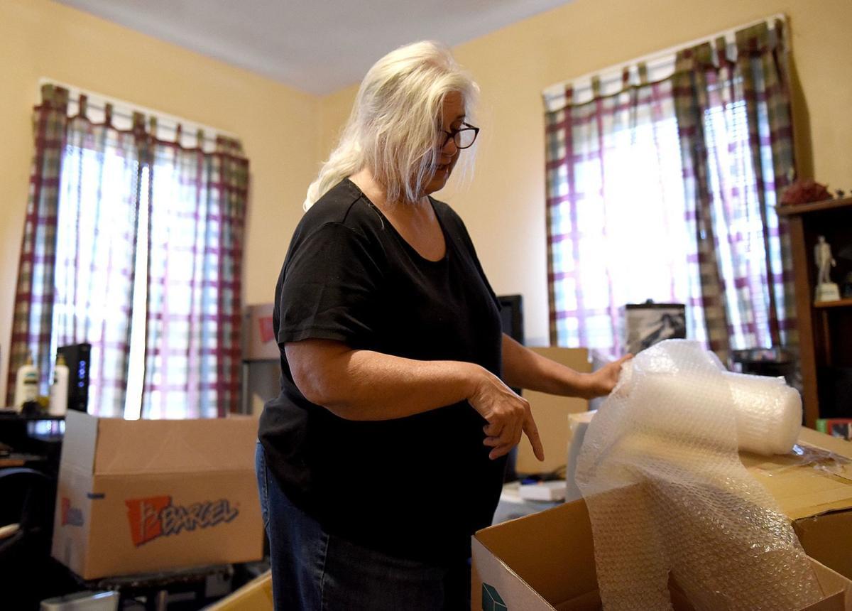 Janet Belanger evicted