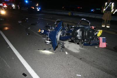 Massachusetts motorcyclist rear-ended in Bedford crash has died