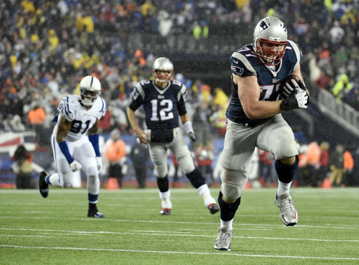 Dave D'Onofrio's Patriots Notebook: Brady and Belichick return to big stage