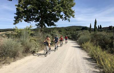 Travel: Best day trip from Florence, Italy — a bike trip to Siena