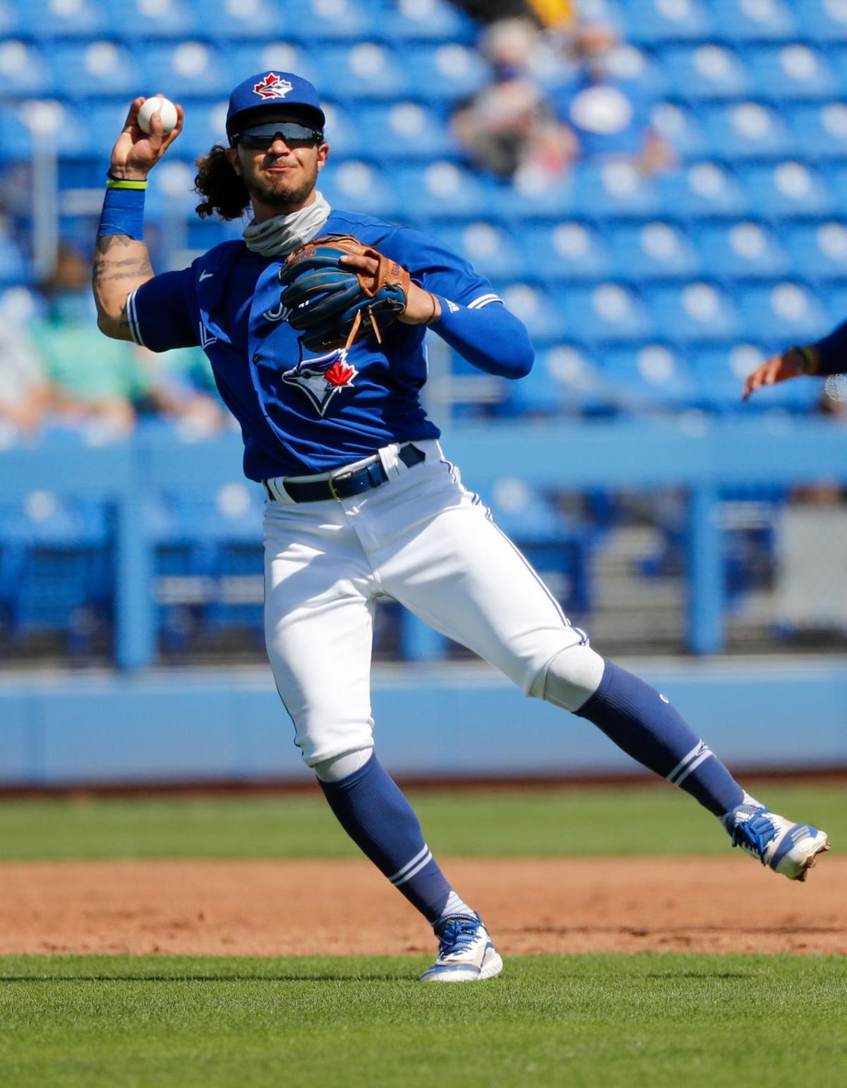 MLB: Pittsburgh Pirates at Toronto Blue Jays
