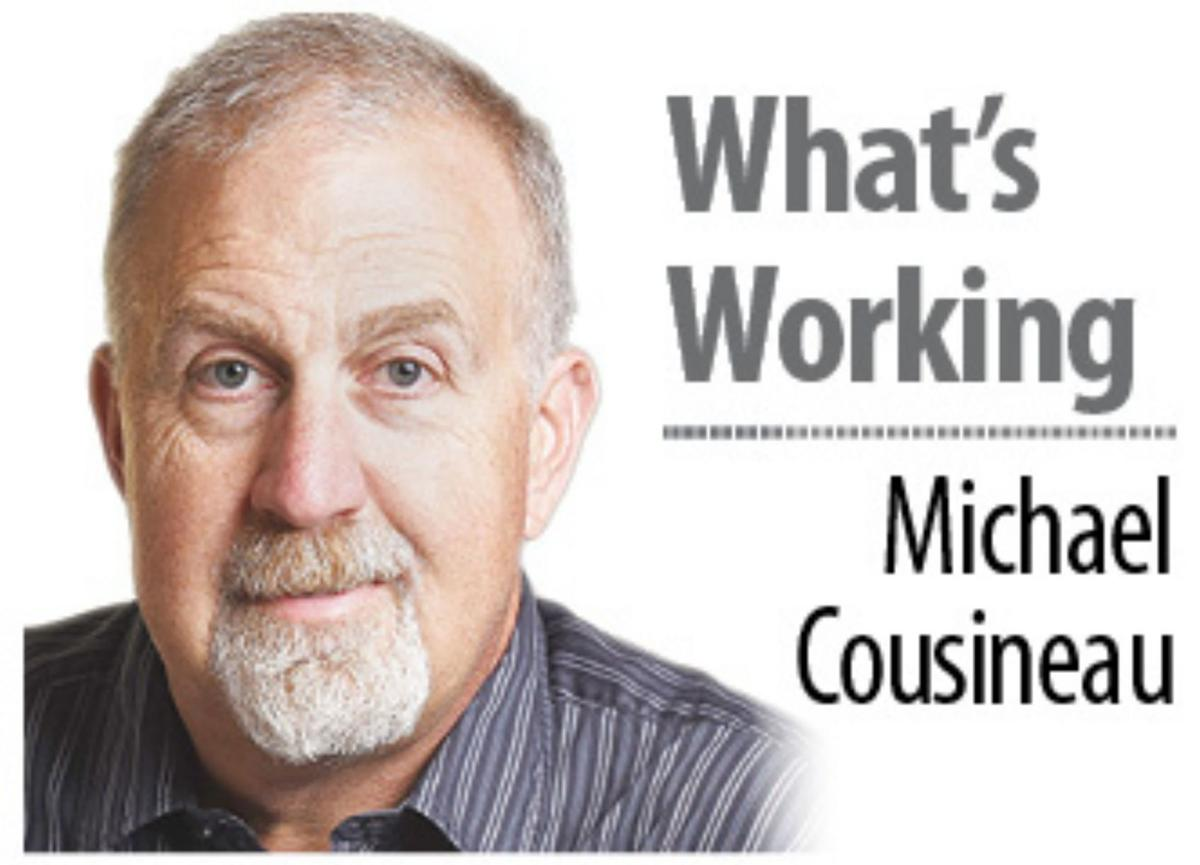 Cousineau What's Working sig