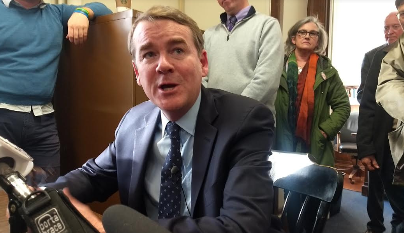 Bennet gets key NH backers as he ramps up NH campaign
