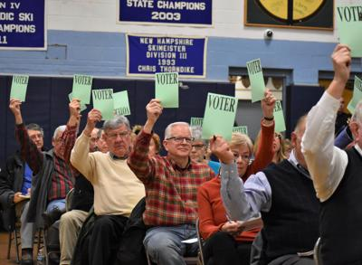 The future of town meeting