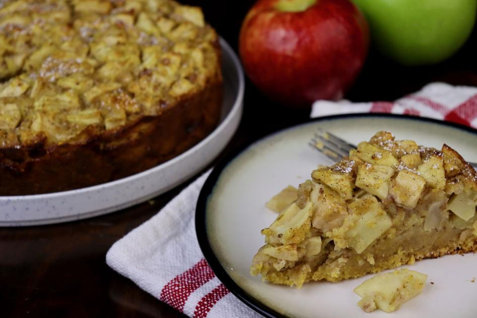Granite Kitchen: How 'bout them apples?