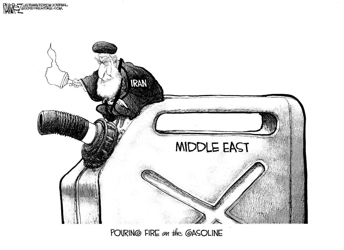Editorial Cartoon, Sept. 22, 2019