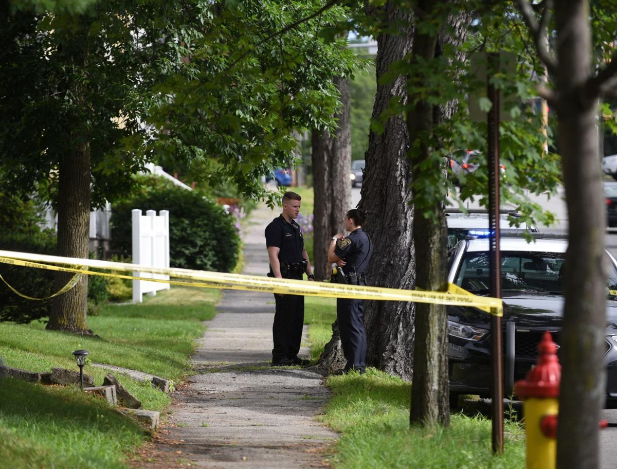 Union Street fatal shooting