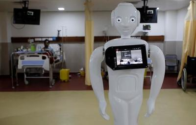 Mitra the robot