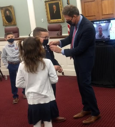 Sununu says he'll propose kid governor plan in budget