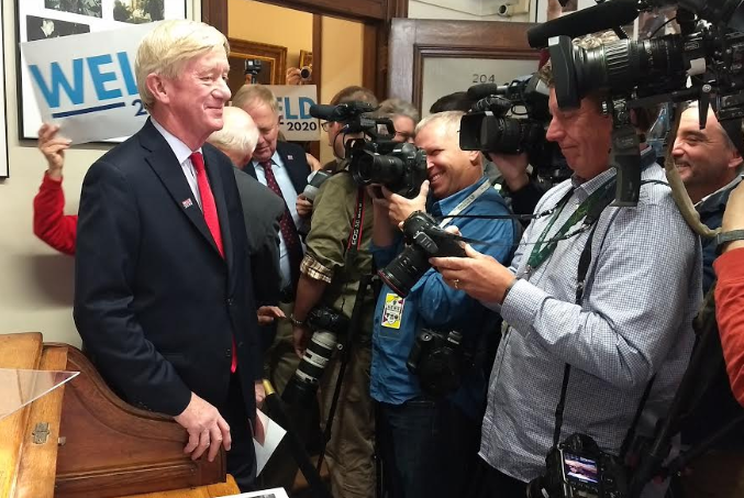 Weld gives advice to those working on Trump impeachment probe