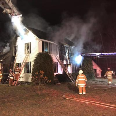 Photo: 191110-news-swanzeyfire Couple escapes fire