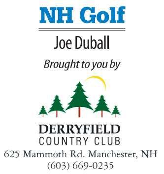 NH Golf Joe Duball Logo