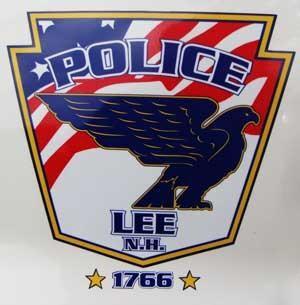 Lee police emblem