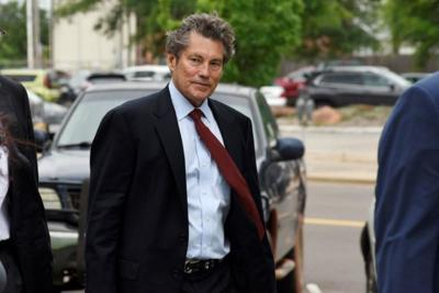 Johnson & Johnson attorney Larry Ottaway