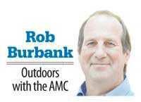 Rob Burbank's Outdoors with the AMC column sig