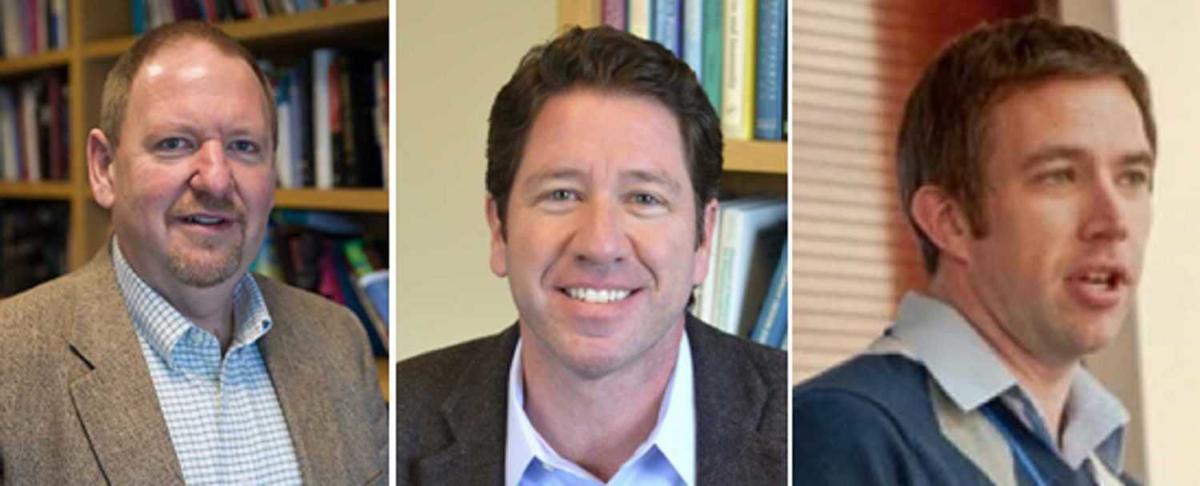 Dartmouth professors accused