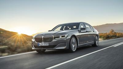 Research 2020                   BMW 740i pictures, prices and reviews