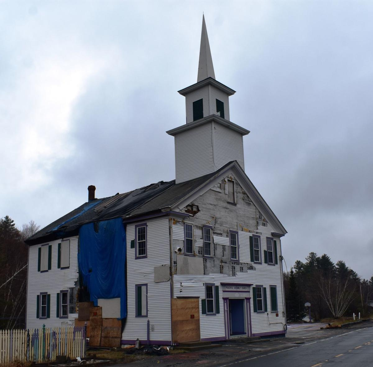 Grafton church ordered to pay nearly $10,000 in back taxes