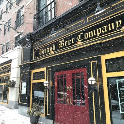 British Beer Company burglarized