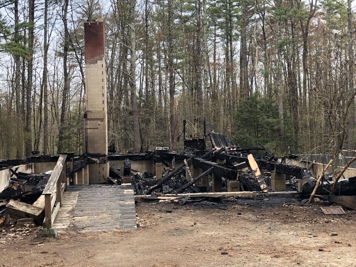Fiber mill destroyed