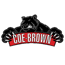 Coe Brown logo