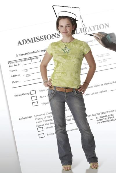 Rejection hurts: How to help your child during college-acceptance season