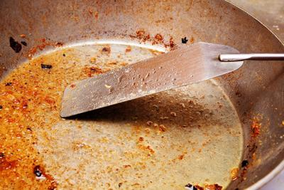 Why food sticks to your pans -- and what you can do about it