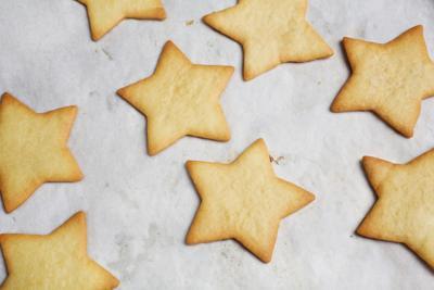 Melania Trump's Star Cookies
