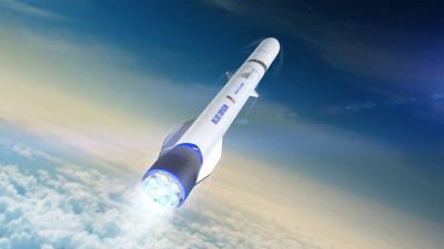 Blue Origin Glenn rocket