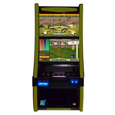 Historical racing gambling machine