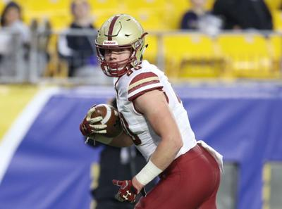 NCAA Football: Boston College at Pittsburgh