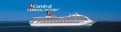 Carnival Victory Cruise Ship.
